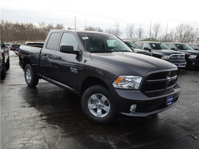 2018 Ram 1500 Quad Cab 4x4,  Pickup #M18731 - photo 4