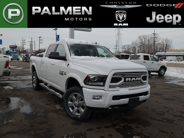 2018 Ram 2500 Crew Cab 4x4, Pickup #M18792 - photo 1