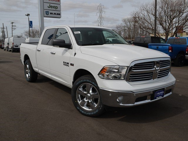 2018 Ram 1500 Crew Cab 4x4, Pickup #M18916 - photo 4