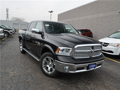 2018 Ram 1500 Crew Cab 4x4, Pickup #M18918 - photo 9