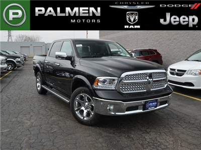 2018 Ram 1500 Crew Cab 4x4, Pickup #M18918 - photo 1