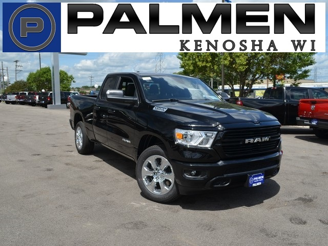 2019 Ram 1500 Quad Cab 4x4,  Pickup #M19183 - photo 1