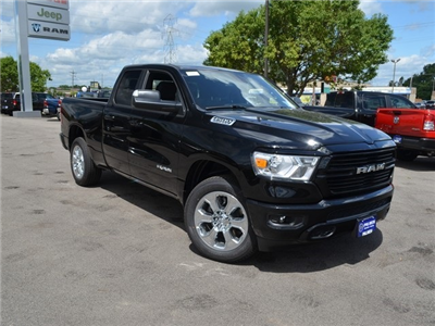 2019 Ram 1500 Quad Cab 4x4,  Pickup #M19183 - photo 4
