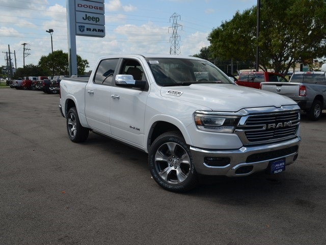 2019 Ram 1500 Crew Cab 4x4,  Pickup #M19198 - photo 4