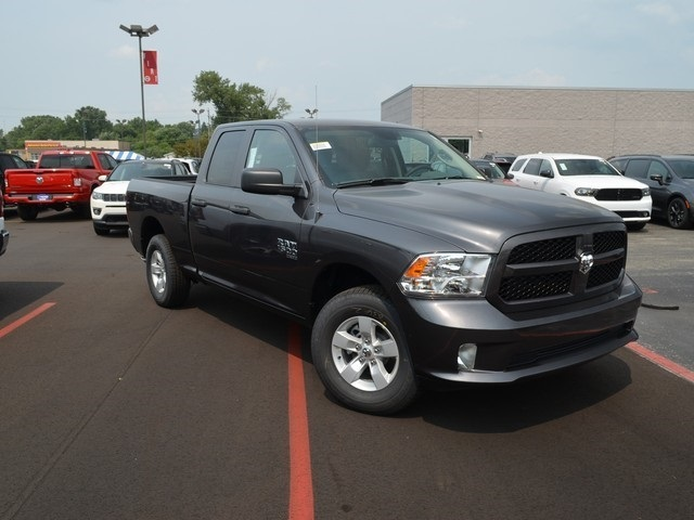 2019 Ram 1500 Quad Cab 4x4,  Pickup #M19223 - photo 4