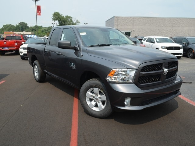 2019 Ram 1500 Quad Cab 4x4,  Pickup #M19223 - photo 7