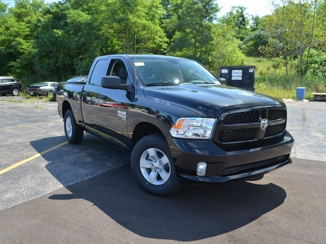 2019 Ram 1500 Quad Cab 4x4,  Pickup #M19290 - photo 8