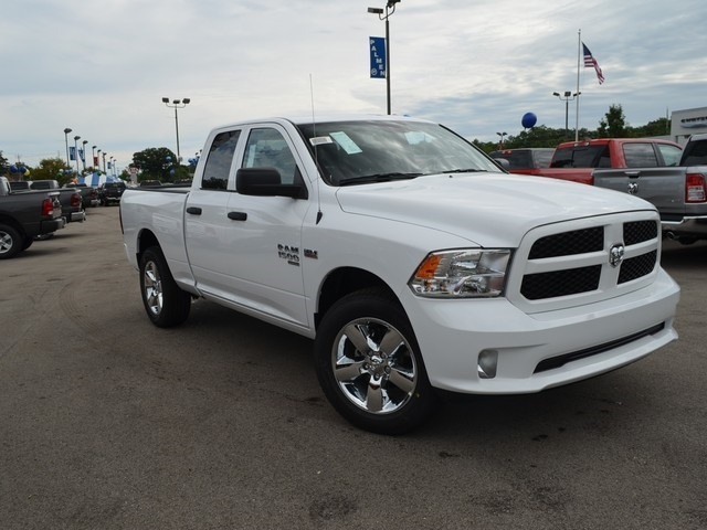 2019 Ram 1500 Quad Cab 4x4,  Pickup #M19291 - photo 7