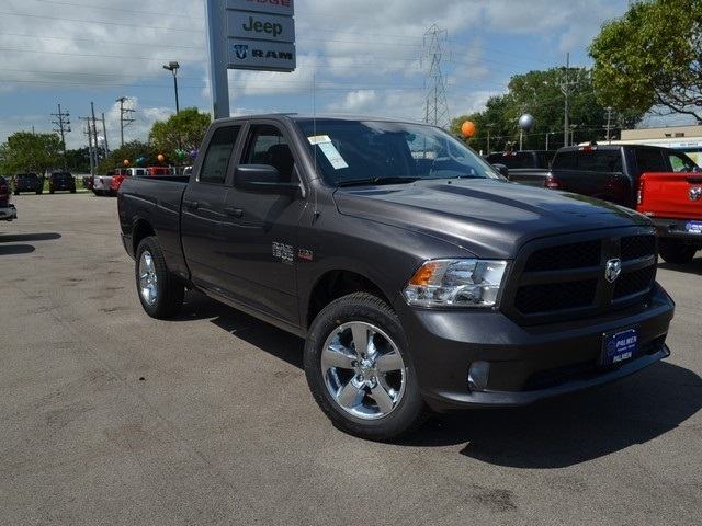 2019 Ram 1500 Quad Cab 4x4,  Pickup #M19296 - photo 4