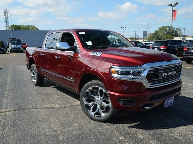 2019 Ram 1500 Crew Cab 4x4,  Pickup #M19320 - photo 10