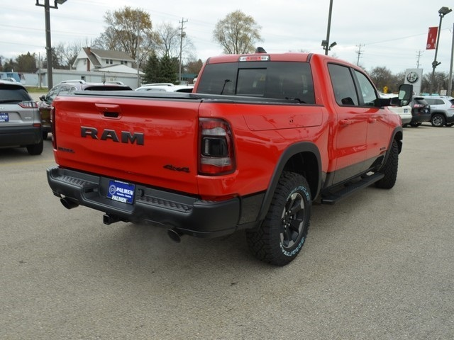 2019 Ram 1500 Crew Cab 4x4,  Pickup #M19438 - photo 2
