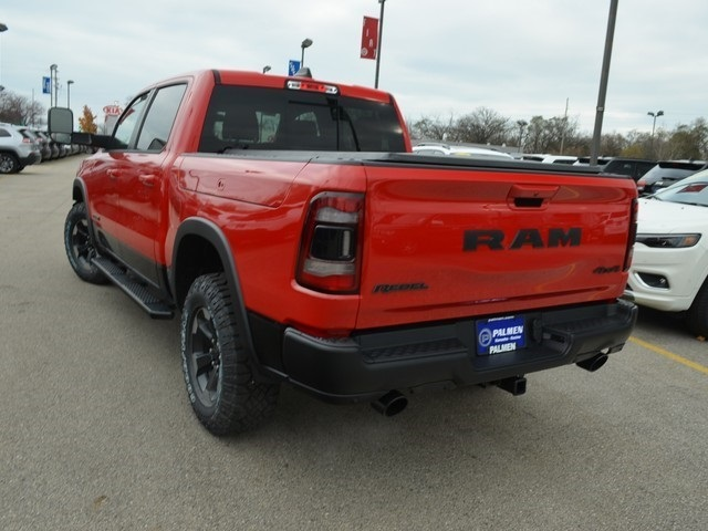 2019 Ram 1500 Crew Cab 4x4,  Pickup #M19438 - photo 8