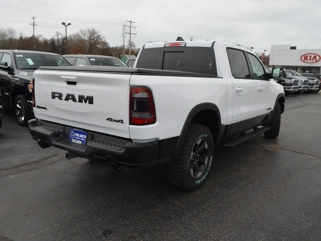 2019 Ram 1500 Crew Cab 4x4,  Pickup #M19450 - photo 2