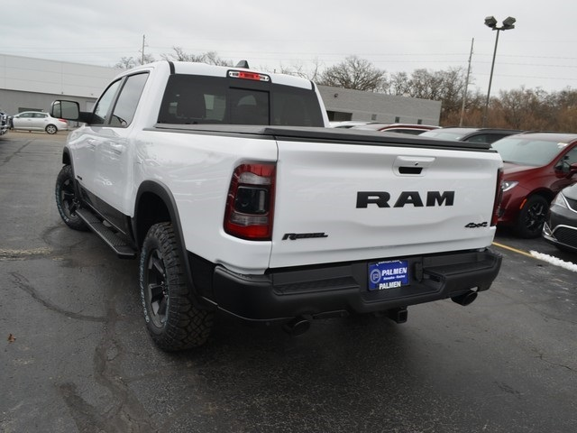 2019 Ram 1500 Crew Cab 4x4,  Pickup #M19450 - photo 7