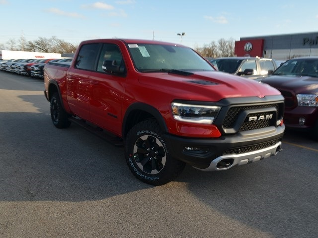 2019 Ram 1500 Crew Cab 4x4,  Pickup #M19455 - photo 4