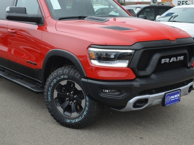 2019 Ram 1500 Crew Cab 4x4,  Pickup #M19456 - photo 3