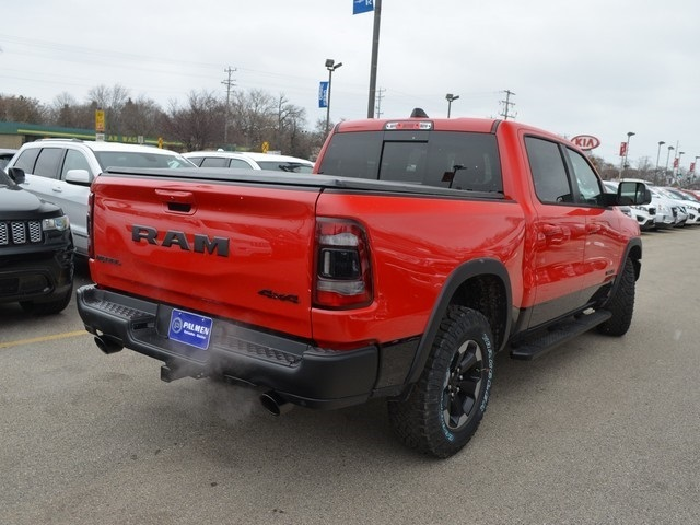 2019 Ram 1500 Crew Cab 4x4,  Pickup #M19456 - photo 2
