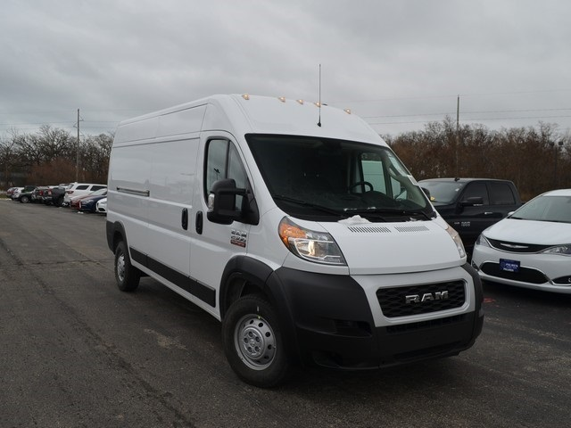 2019 ProMaster 2500 High Roof FWD,  Empty Cargo Van #M19475 - photo 8