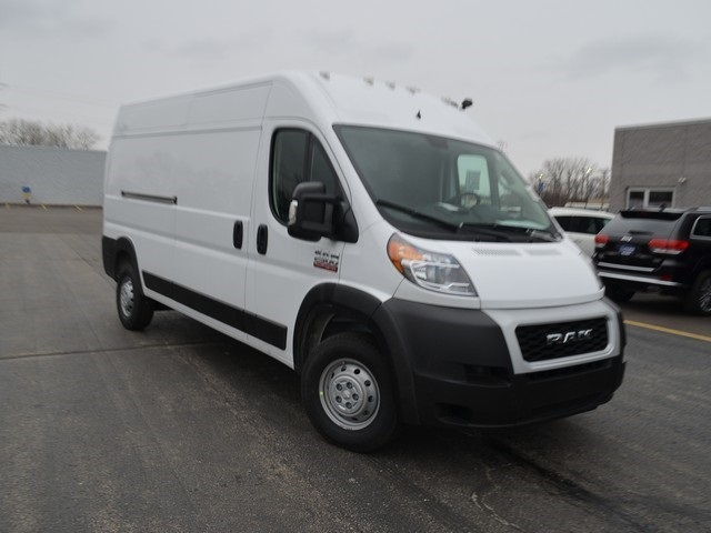 2019 ProMaster 2500 High Roof FWD,  Empty Cargo Van #M19477 - photo 4