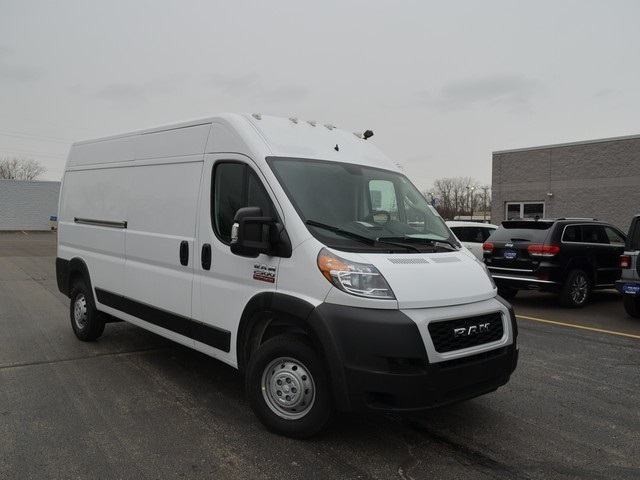 2019 ProMaster 2500 High Roof FWD,  Empty Cargo Van #M19477 - photo 9