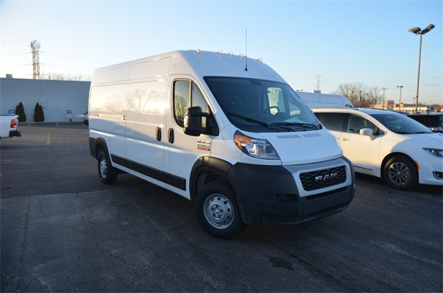 2019 ProMaster 2500 High Roof FWD,  Empty Cargo Van #M19487 - photo 4