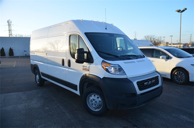 2019 ProMaster 2500 High Roof FWD,  Empty Cargo Van #M19487 - photo 8