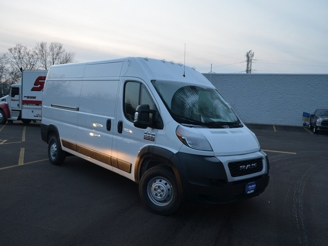 2019 ProMaster 2500 High Roof FWD,  Empty Cargo Van #M19488 - photo 4
