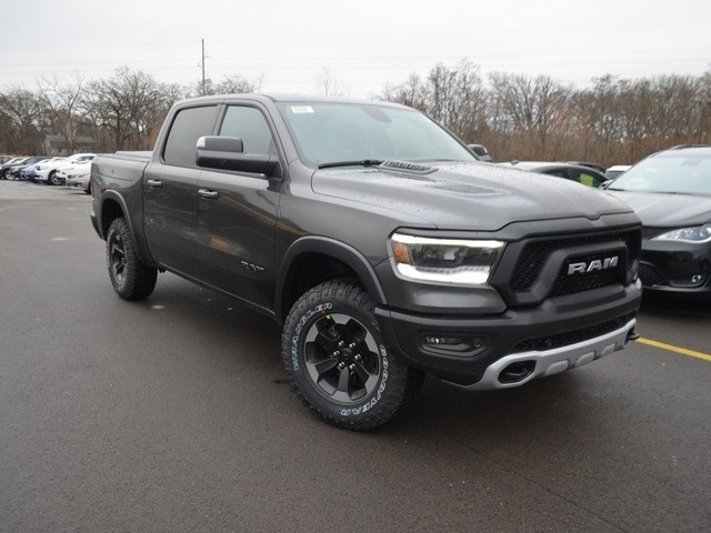 2019 Ram 1500 Crew Cab 4x4,  Pickup #M19546 - photo 10