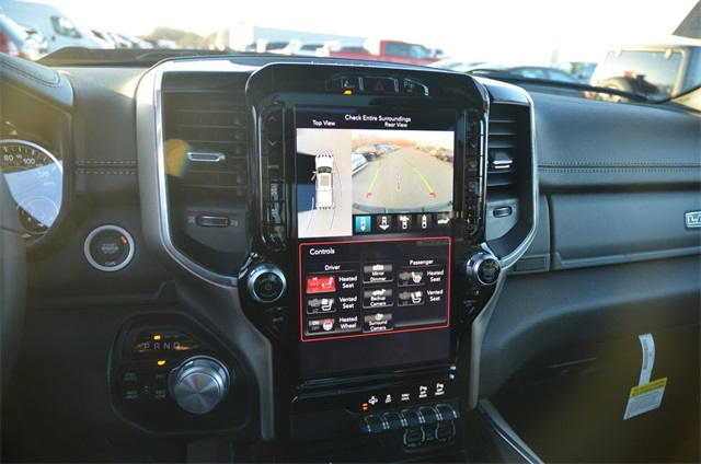 2019 Ram 1500 Crew Cab 4x4,  Pickup #M19721 - photo 24