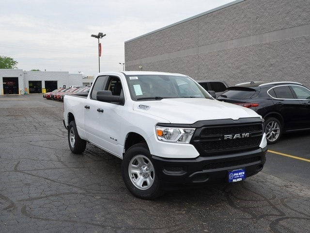 2019 Ram 1500 Quad Cab 4x4,  Pickup #M1987 - photo 1