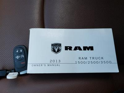 2013 Ram 1500 Crew Cab 4x4,  Pickup #10171B - photo 42
