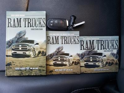 2015 Ram 2500 Crew Cab 4x4,  Pickup #10178 - photo 40