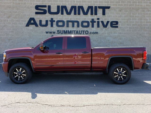 2016 Sierra 3500 Crew Cab 4x4,  Pickup #10187 - photo 1