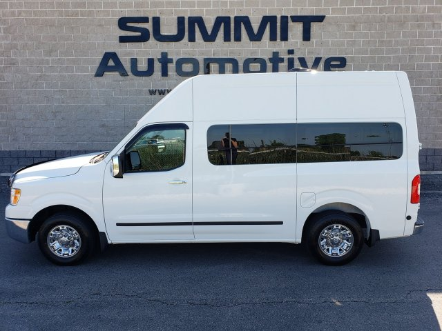 2016 NV3500 High Roof 4x2,  Empty Cargo Van #10188 - photo 1