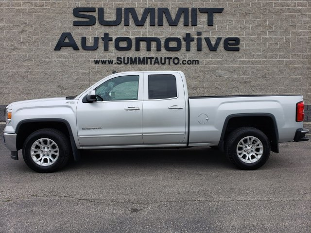 2014 Sierra 1500 Double Cab 4x4,  Pickup #10217 - photo 1