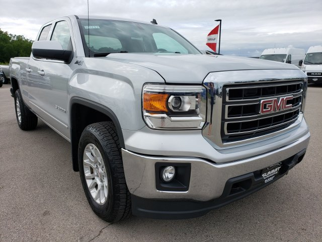 2014 Sierra 1500 Double Cab 4x4,  Pickup #10217 - photo 2