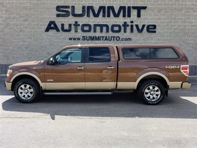 2012 F-150 Super Cab 4x4, Pickup #10218 - photo 1