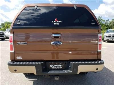 2012 F-150 Super Cab 4x4, Pickup #10218 - photo 22