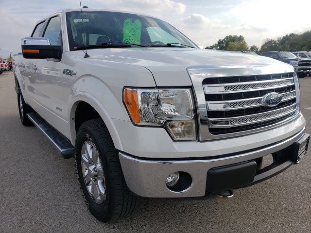 2013 F-150 SuperCrew Cab 4x4,  Pickup #10234A - photo 2