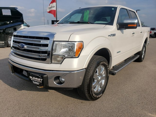 2013 F-150 SuperCrew Cab 4x4,  Pickup #10234A - photo 3