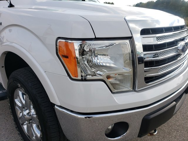 2013 F-150 SuperCrew Cab 4x4,  Pickup #10234A - photo 35
