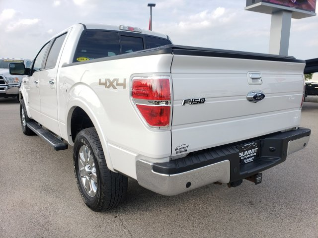 2013 F-150 SuperCrew Cab 4x4,  Pickup #10234A - photo 5