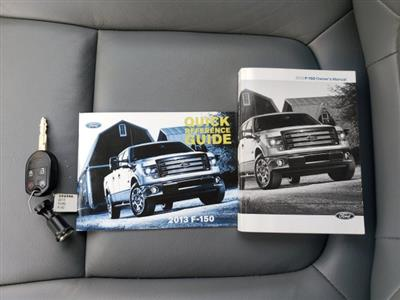 2013 F-150 SuperCrew Cab 4x4,  Pickup #10234A - photo 37