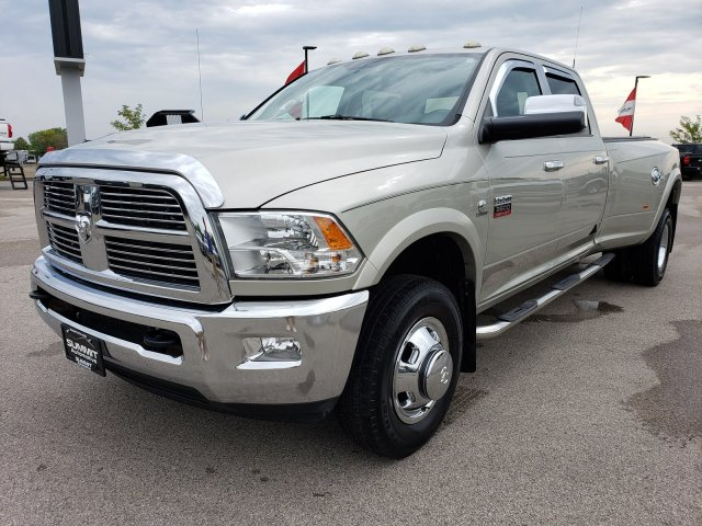 2010 Ram 3500 Crew Cab DRW 4x4, Pickup #10237 - photo 3