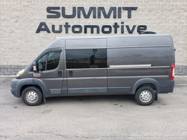 2016 ProMaster 2500 High Roof FWD, Empty Cargo Van #10244B - photo 1