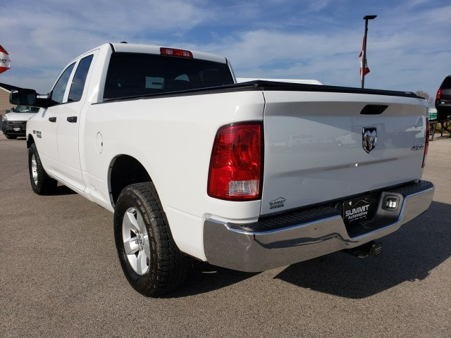 2014 Ram 1500 Quad Cab 4x4, Pickup #10249A - photo 1
