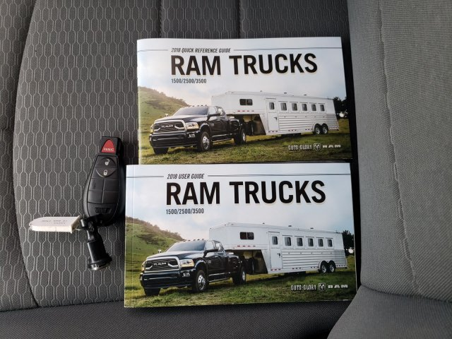2018 Ram 2500 Crew Cab 4x4,  Pickup #10255 - photo 39