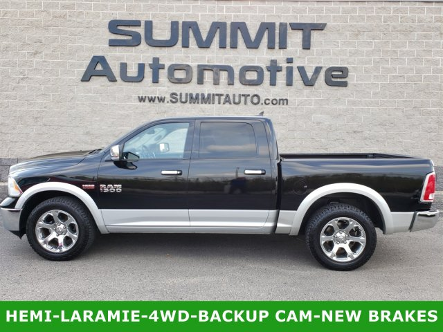2014 Ram 1500 Crew Cab 4x4, Pickup #10256 - photo 1