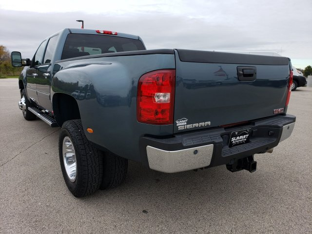 2011 Sierra 3500 Crew Cab 4x4,  Pickup #10263 - photo 2