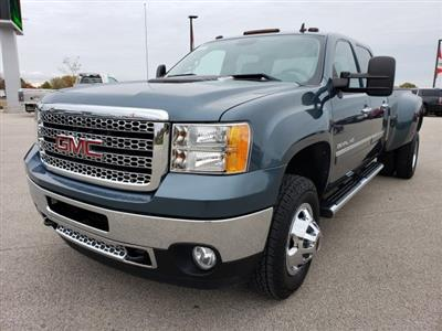 2011 Sierra 3500 Crew Cab 4x4,  Pickup #10263 - photo 4